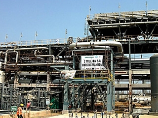 Indian Oil Refinery - Praxair