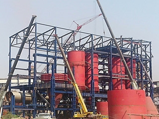 JSW Steel Sinter Plant