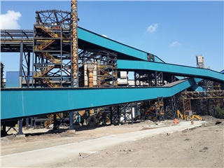 JSW Steel Conveyor